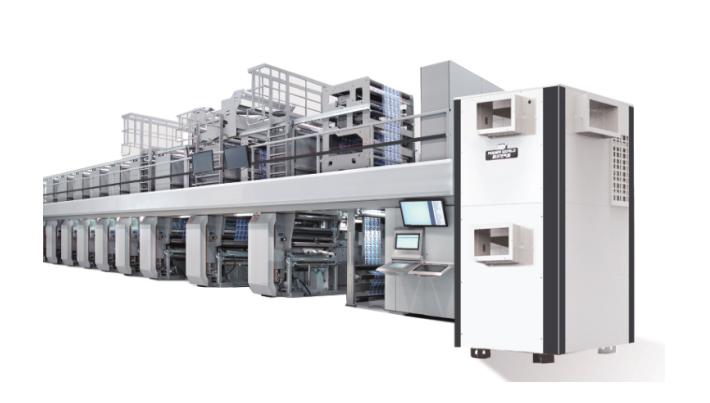 印刷烘干机