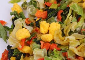 热泵烘干机烘干脱水蔬菜是怎么回事?