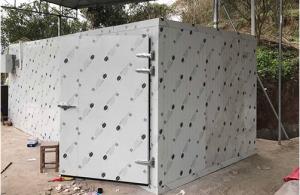 热泵烘干房的排湿方法介绍