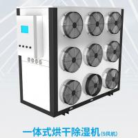 推广热泵烘干技术促进粮储安全
